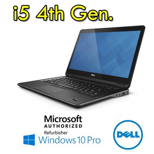 Notebook Dell Latitude E5440 Core i5-4300U 8Gb 320Gb 14 1in DVDRW WEBCAM  Windows 10 Professional (Ricondizionato)