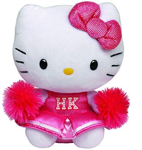 "Hello Kitty - Cheerleader Plush - TY Beanie - 25cm 10"""