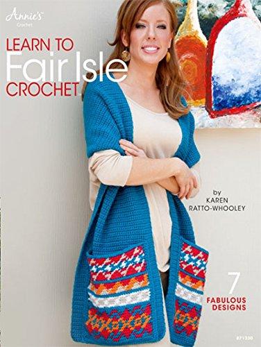 Massage-lehr-dvd (Annie's Attic Amigurumi Buch, Massage-Lehr-DVD Fair Isle Crochet)