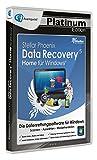 Stellar Phoenix Data Recovery 5 Win - Home - Avanquest Platinum Edition