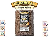 SMOKE IT ALL - BBQ Grill Pellets Räucherpelltes Buchenholz mit