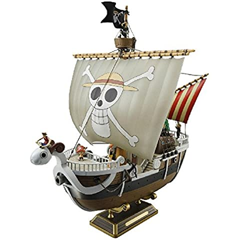 Modelos de barcos pirata Nº pieza de oro Merry versión mano reunidos hacen juguetes