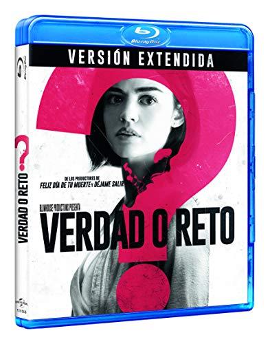Verdad O Reto [Blu-ray]