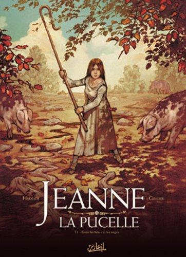 Jeanne la pucelle T01