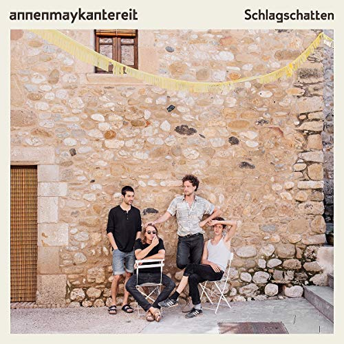 Schlagschatten (Inkl.CD) [Vinyl LP]