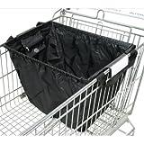 achilles®, Easy-Shopper Standard, AD101, Foldable poche de chariot de supermarché, 33 x 39 x 54 cm