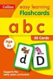 abc Flashcards (Collins Easy Learning Preschool)