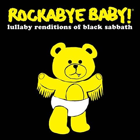 Rockabye Baby! Lullaby Renditions of Black Sabbath [Import allemand]