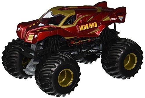 Hot Wheels Monster Jam (1:24 scale) - Iron Man