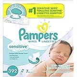 Pampers Sensitive Lingettes
