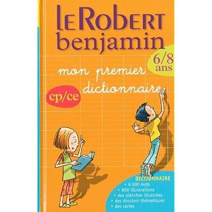 ROBERT BENJAMIN