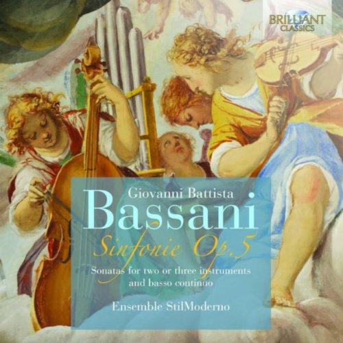 Bassani: Sinfonie, Op. 5