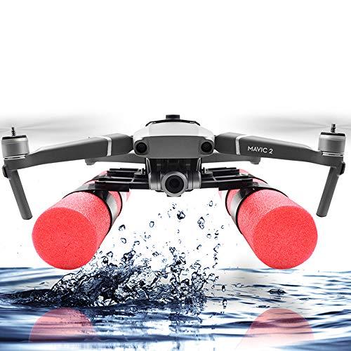 Linghuang Mavic 2 Water Landing Leg, Dämpfungs Fahrwerk Trainings Kit Schwimm Halterung Halter für DJI Mavic 2 Pro / Zoom
