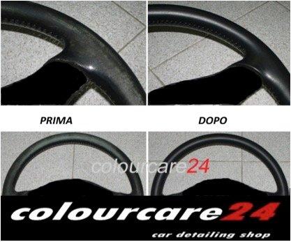 colourcare24-kit-ritocco-usura-vernice-volante-mini-cooper-in-pelle-eco-pelle-similpelle-ripristina-