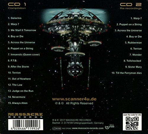 The Galactos Tapes (LTD. 2CD Digipak) - 2