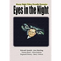 Eyes in the Night by Edward Arnold
