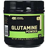 Optimum Nutrition Glutamine 5000 Muscle Recovery Powder, 630 g