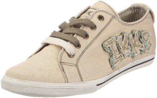 IKKS - Sneaker Unisex - Bambini , Beige (Beige), 31