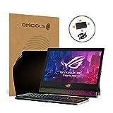 Celicious Filtre de confidentialité Anti-Espion pour écran (4 Directions) Privacy Plus Compatible avec ASUS ROG Mothership GZ700