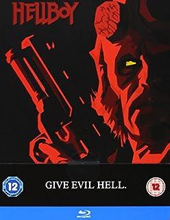 Hellboy--Steelbook (Blu-ray + UV Copy) [2004] (B008ML4NXY) | Amazon price tracker / tracking, Amazon price history charts, Amazon price watches, Amazon price drop alerts