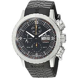 Edox Chronorally1 reloj hombre automática cronógrafo 01118 3 NO