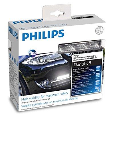 Philips 12831WLEDX1 DRL9 LED-Tagfahrlicht Test