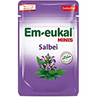 Em-eukal MINIS Bonbons Salbei, zuckerfrei,35g preisvergleich bei billige-tabletten.eu