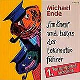 Jim Knopf und Lukas der Lokomotivführer - CDs: Jim Knopf und Lukas der Lokomotivführer, Hörspiel, Audio-CDs, Tl.1, Vo