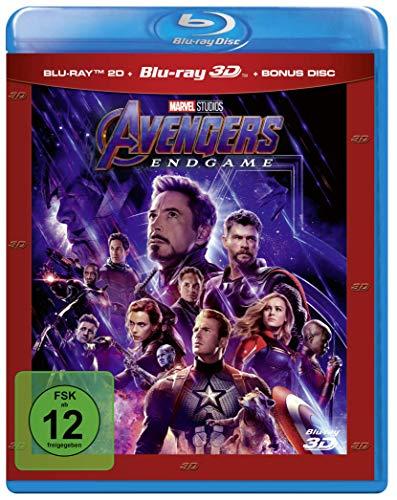 Avengers: Endgame [3D Blu-ray]
