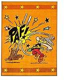 Kinderteppich von Asterix und Oberlix / Asterix / Hochwertiger Teppich Kinderteppich / Teppich / Asterix Teppich / terra