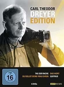 Carl Theodor Dreyer Edition [4 DVDs]