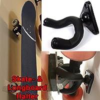 Skateboard longboard trépied et support 360° pour tous les snowboards adapté et facile à installer