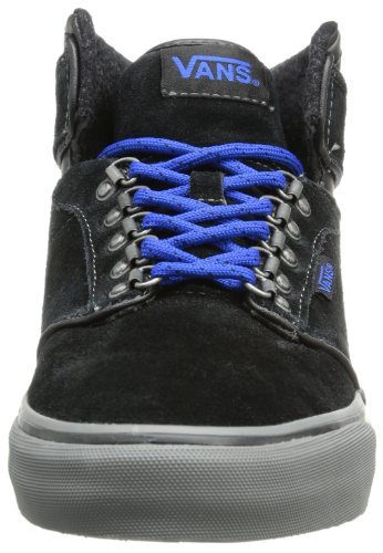 Vans M Atwood Hi (Hiker) Black/p, basket homme Noir - Noir