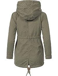 Suchergebnis auf Amazon.de für  Leder Parka Damen  Bekleidung cbefab7b08