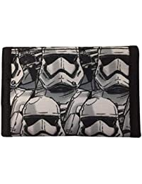 Safta Star Wars Billetera, Negro (811601036)