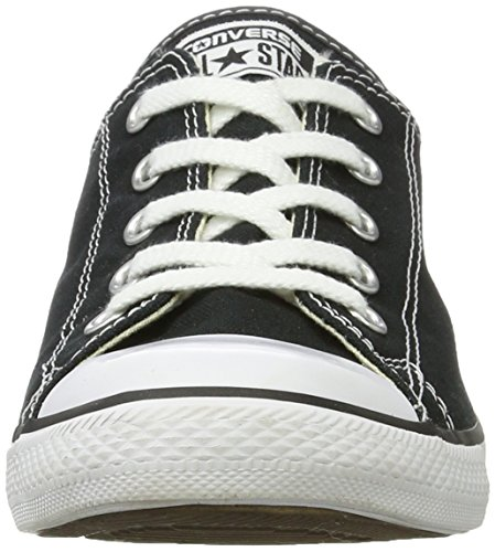 Converse Shoes - Converse All Star Dainty Shoes - Black Cherry/Black/White Black Cherry Black White