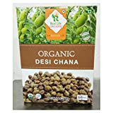 #5: Real Life ORGANIC Desi Chana, 500 grams