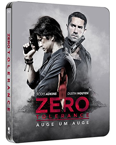 Bild von Zero Tolerance - Auge um Auge (Steelbook Edition) [Blu-ray]
