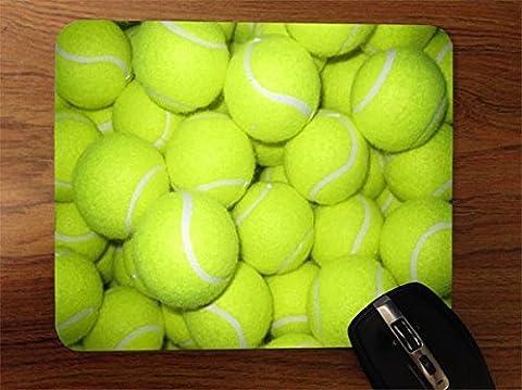 Balles de tennis de bureau bureau Silicone Tapis de