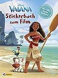 Disney Vaiana: Stickerbuch zum Film (Disney Prinzessin) -