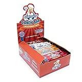 Frankys Bakery Protein Candy Bar Eiweiß Riegel Mix Box, 12 x 60g