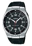Lorus Watches Herren Analog Quarz Uhr mit Plastik Armband R2323LX9