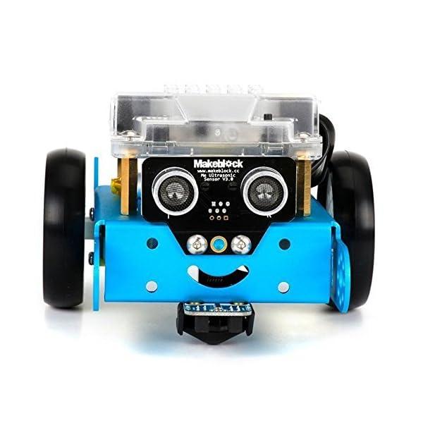 51g7M8O9qwL. SS600  - Makeblock - Robot Educativo MBOT, V1.1, Bluetooth