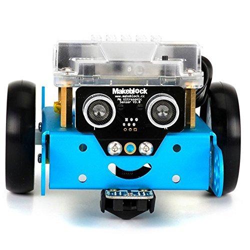 51g7M8O9qwL - Makeblock - Robot Educativo MBOT, V1.1, Bluetooth