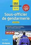 Sous-officier de gendarmerie