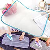 #8: Getko 2PC Protective Press Mesh Ironing Cloth Guard Protect Delicate Garment Clothes/Protective Press Mesh Ironing Cloth Guard Protect Iron Delicate Clothes