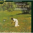Mendelssohn : Sur les ailes du chant
