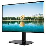 RFIVER Pied TV sur Socle Universel avec Support Pivotant et Réglable Hauteur à Téléviseur Ecran LCD LED Plasma de 32 à 65 Pouces UT2001