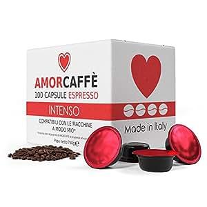 amorcaffe 100 lavazza a modo mio compatible coffee. Black Bedroom Furniture Sets. Home Design Ideas