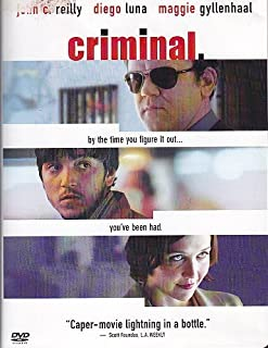 Criminal by John C. Reilly
